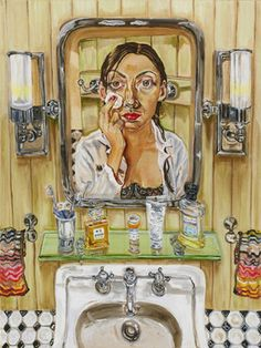 Anh Doung's Self-portrait for DVF